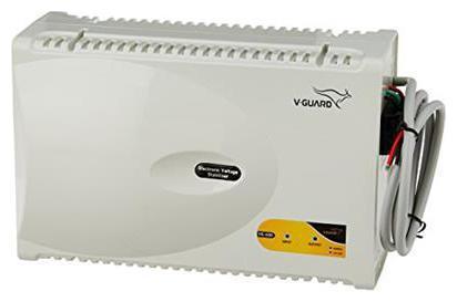 V Guard VG 400 Voltage Stabilizer  Grey