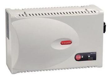 V Guard VG 400 Voltage Stabilizer  White  by Monika Electronics