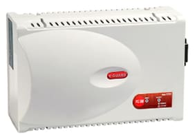 V-Guard VG 500 Voltage Stabilizer (Grey)