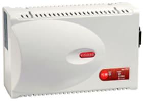 V-Guard VG 500 Voltage Stabilizer (White)