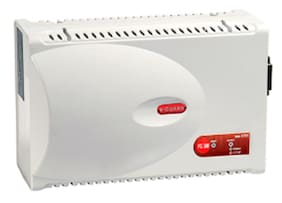 V-Guard VG 500 Voltage Stabilizer (White)