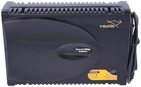 V-Guard VG Crystal Voltage Stabilizer for LED TV Upto 40 Inch (Black)