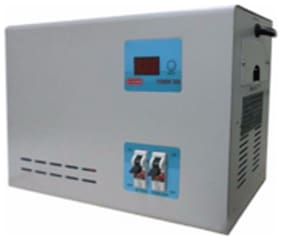 V-Guard VGMW 300 Voltage Stablizer (White)