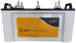 V-Guard VJ145 135 Ah Tubular Inverter Battery