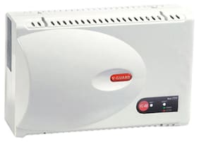V-Guard VM 500 Voltage Stabilizer (White)