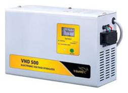 V Guard VND 500 Voltage Stabilizer  White  by Monika Electronics