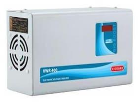 V-Guard VWR-400 Voltage Stabilizer for AC upto 1.5 ton (130V-300V)
