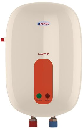 Venus Lyra 3R30 3-Litre Instant Water Heater (Orange)