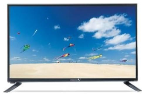 Videocon 32 Inches HD Ready LED Stard TV (VRU32HH, Black)