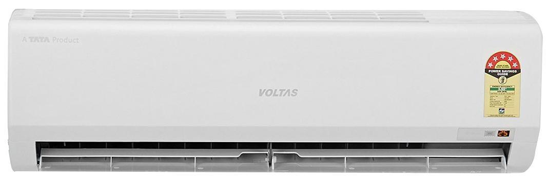 Voltas 1.2 Ton 5 Star Split AC  155CY, White