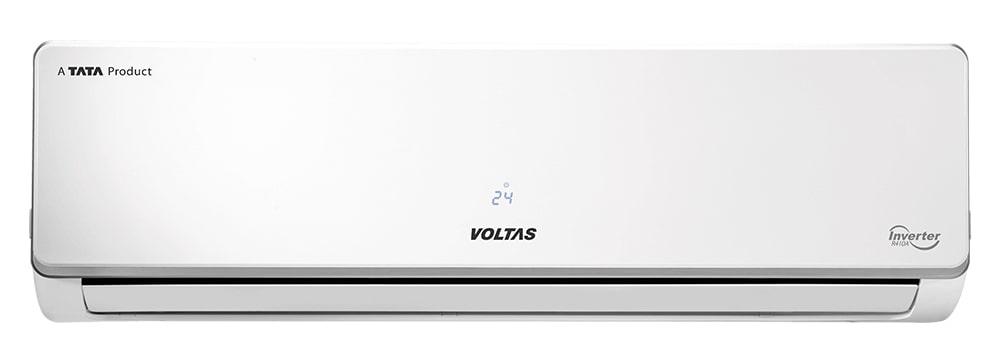 Voltas 1.5 Ton 4 Star Inverter Split AC (Copper Condensor, 184V SZS, White)