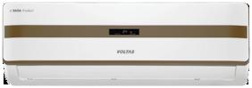 Voltas 1.5 Ton 3 star bee rating Inverter Split ac , 183 IZI3 , White )