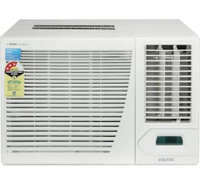 6201a9bcc4c Voltas 1.5 Ton 3 Star Window AC (183 CZP) with Copper Condenser
