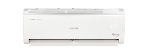 Voltas 1 Ton 3 star bee rating Inverter Split ac , 123VCZTT , White )