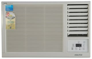 Voltas 1 Ton 2 Star Window AC (122LY, White)