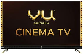 VU Smart 108 cm (43 inch) 4K (Ultra HD) LED TV - 43 CA