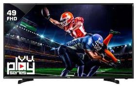 VU 124.46 cm  49 inch  Full HD LED TV   49D6575