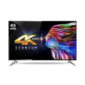 VU 124 cm (50) 4K Ultra HD LED Smart Television 50BU116