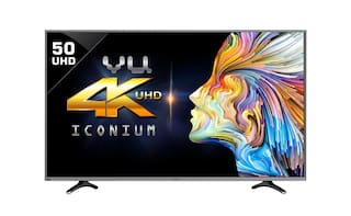 VU Smart 127 cm (50 inch) 4K (Ultra HD) LED TV - 50BU116