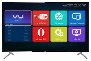 VU Smart 124.46 cm (49 inch) Full HD LED TV - 50BS115