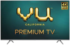 VU Smart 126 cm (50 inch) 4K (Ultra HD) LED TV - 50PM