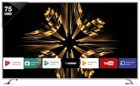 VU Smart 190.5 cm (75 inch) 4K (Ultra HD) LED TV - VU/S/OAUHD75