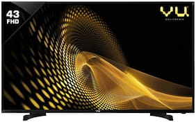 VU Smart 109.22 cm (43 inch) Full HD LED TV - 43PL
