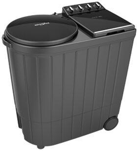 Whirlpool 10.5 Kg Semi Automatic Top Load Washing Machine (ACE 10.5 XL, Graphite Grey)