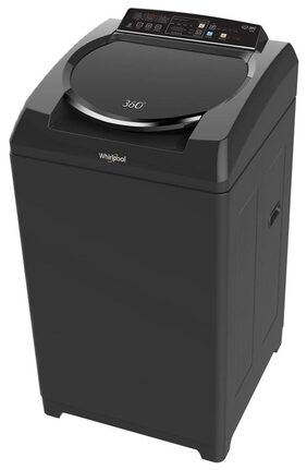 Whirlpool 10 kg Fully Automatic Top Load Washing Machine (360 Bloomwash Ultimate Care, Graphite)