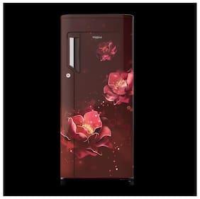 Whirlpool 185 L 2 star Direct cool Refrigerator - 200 IM POWERCOOL PRM 2S , Wine abyss