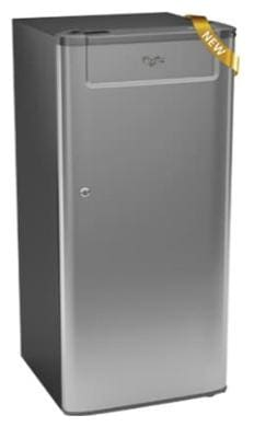 Whirlpool 190 L 3 star Direct cool Refrigerator - 205 GENIUS CLS PLUS 3S GREY-E , Grey