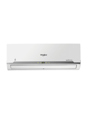 Whirlpool 2 Ton 1 Star (2018) Split AC (Copper  Magicool Dlx SAR22B18MC0  White)
