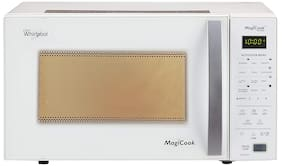 Whirlpool 20 ltr Grill Microwave Oven - MW 20 GW 20L WHITE