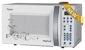 Whirlpool 20 ltr Solo Microwave Oven - MAGICOOK CLASSIC NEW 20L WHITE
