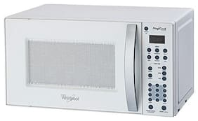 Whirlpool 20 ltr Solo Microwave Oven - MAGICOOK 20 SW 20L WHITE