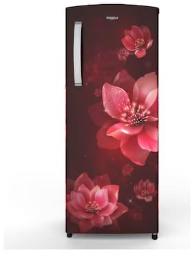 Whirlpool 200 L 3 star Direct cool Refrigerator - 215 IMPRO PRM , Wine mulia