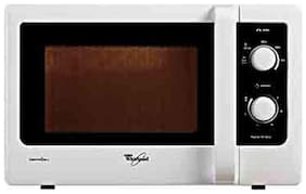 Whirlpool 20 ltr Solo Microwave Oven - MAGICOOK 20L WHITE