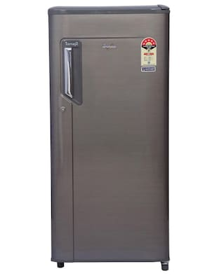 Whirlpool Direct Cool 190 L Single Door Refrigerator (205 Icemagic Prm 5S, Grey Titanium)