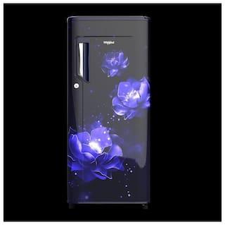 Whirlpool 200 L 3 star Direct cool Refrigerator - 205 IMPC PRM , Blue