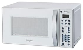 Whirlpool 20 l Solo Microwave Oven - MAGICOOK 20 SW 20L WHITE