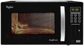Whirlpool 23 ltr Convection Microwave Oven - MAGICOOK FLORA 23L BLACK