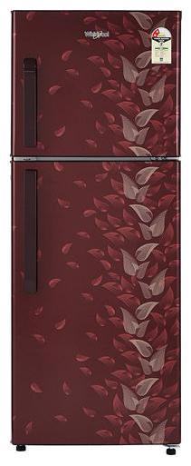 Whirlpool 245 ltr 2 star Frost free Refrigerator   NEO FR258 CLS PLUS  2S , WINE FIESTA , Wine