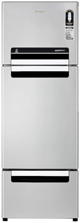 Whirlpool Frost Free 240 L Triple Door Refrigerator (FP 263D Protton Roy  Alpha Steel)