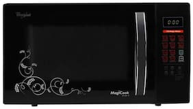 Whirlpool 25 l Convection Microwave Oven - MAGICOOK ELITE 25L BLACK