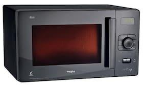 Whirlpool 25 l Convection Microwave Oven - JET CRISP 25L BLACK
