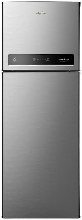 Whirlpool 265 L 3 star Frost free Refrigerator - IF INV CNV 278 COOL ILLUSIA (3S)-N , Silver