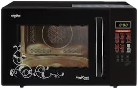 Whirlpool 30 ltr Convection Microwave Oven - MAGICOOK ELITE 30L BLACK