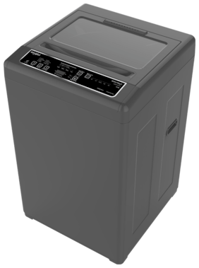 Whirlpool 6.5 Kg Fully automatic top load Washing machine - WHITEMAGIC CLASSIC 652SDX GREY , Grey