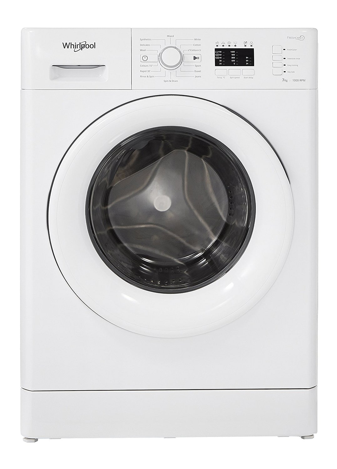 WHIRLPOOL FRESH CARE 7010 7KG Fully Automatic Front Load Washing Machine