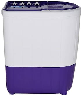 Whirlpool 7 Kg Semi automatic top load Washer with dryer - SUPERB ATOM 70S , Purple & White